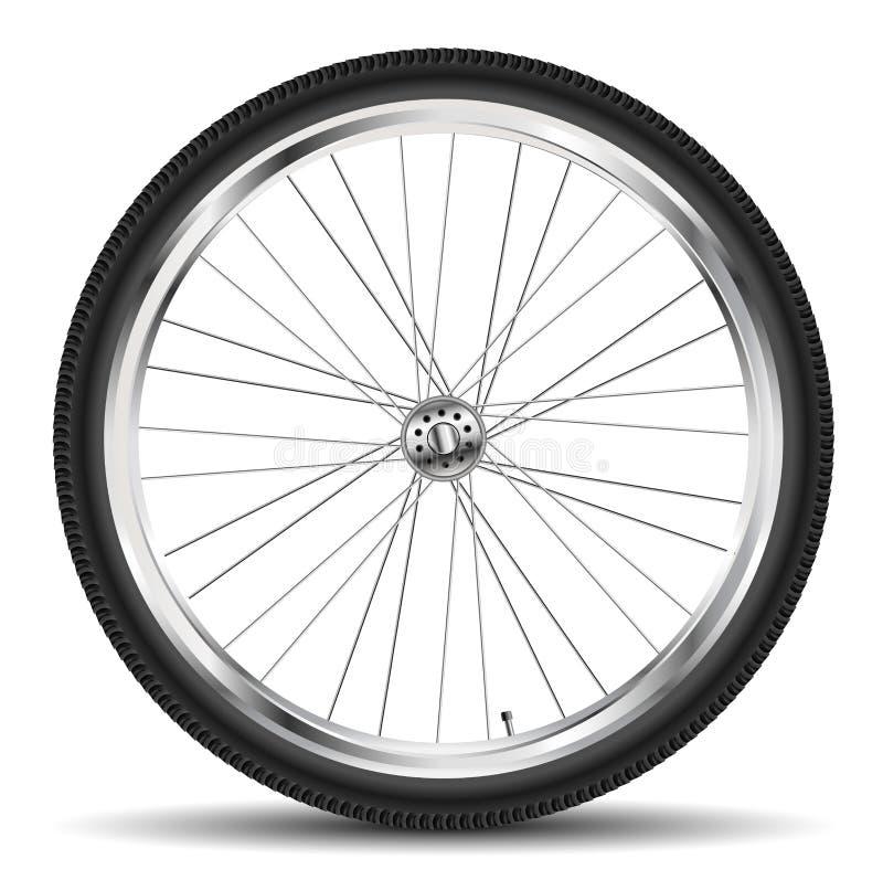 Rueda de bicicleta libre illustration