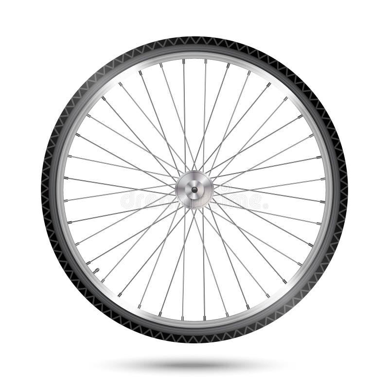 Rueda de bicicleta del vector libre illustration