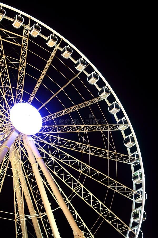 Rueda de Ferris gigante fotos de archivo