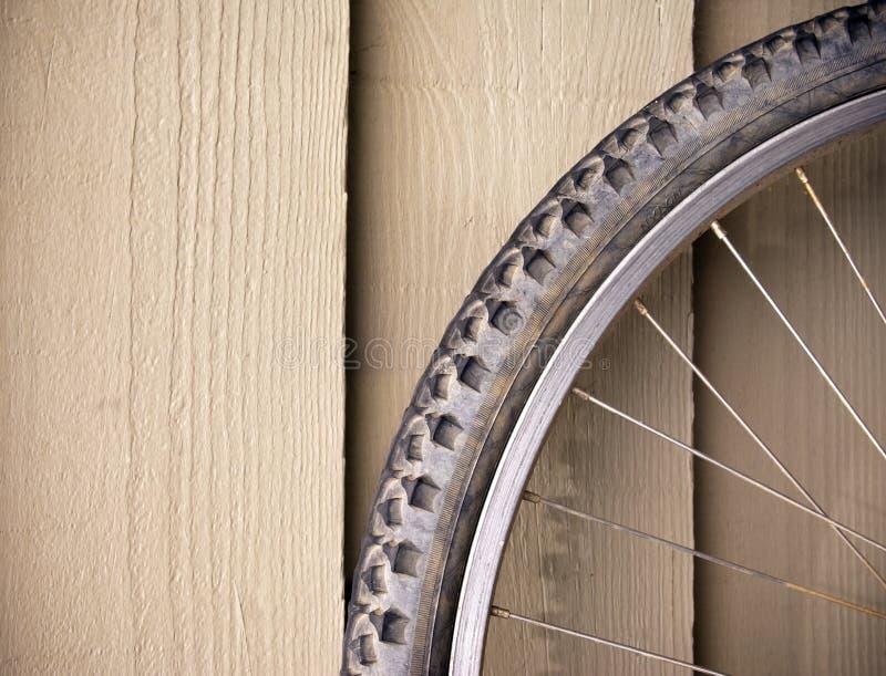 Rueda de la bici imagenes de archivo