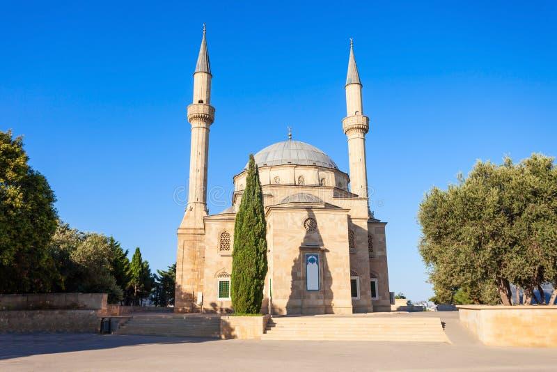 Ruelle de martyres à Bakou image libre de droits