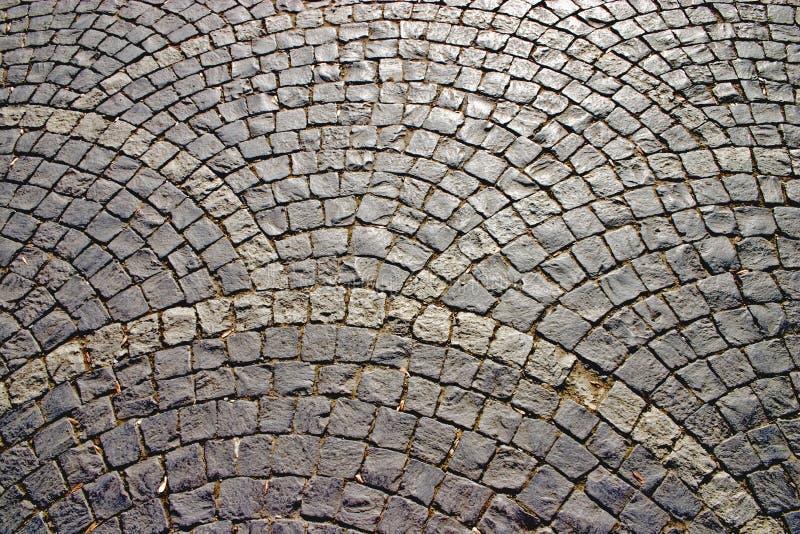 Ruelle en pierre photo libre de droits