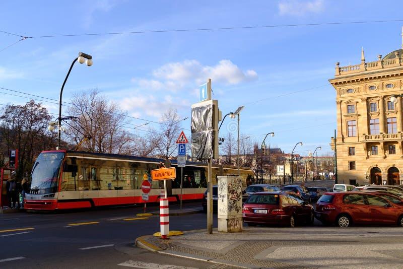Rues de Prague images stock