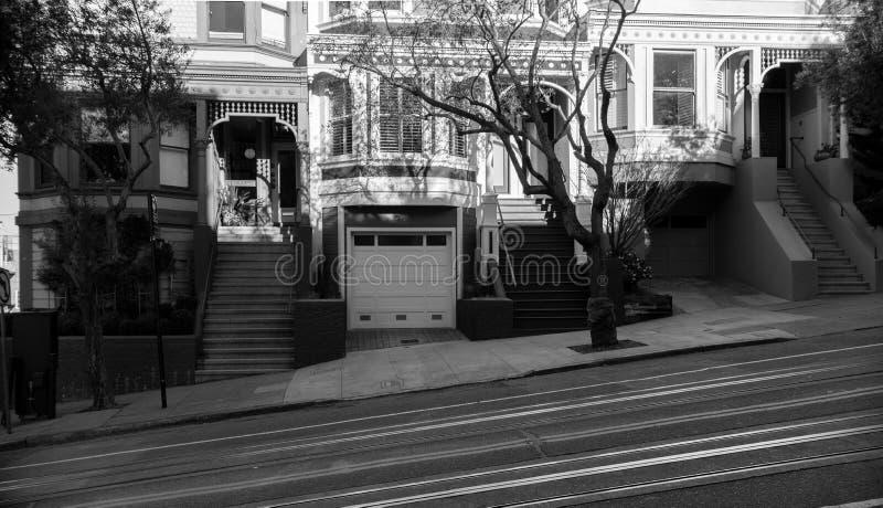 Rues de San Francisco photographie stock