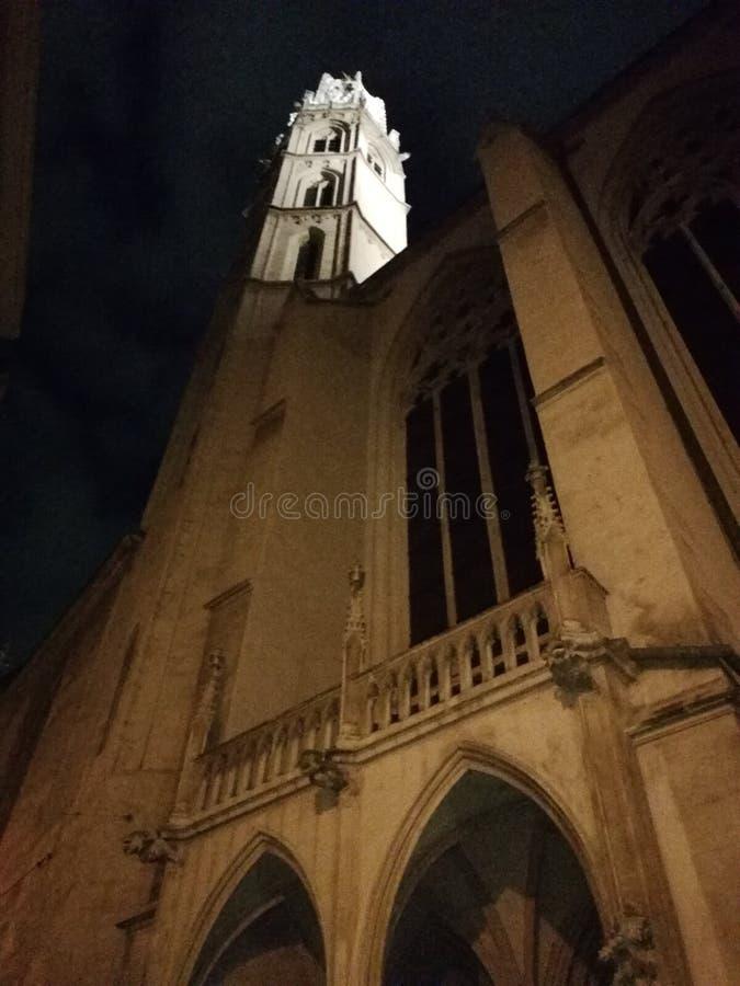 Rues de Vienne photo stock