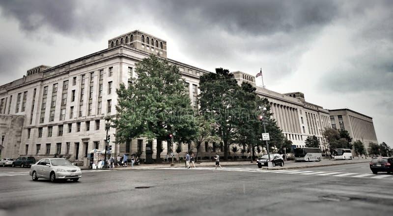 Rues de Washington DC photos stock