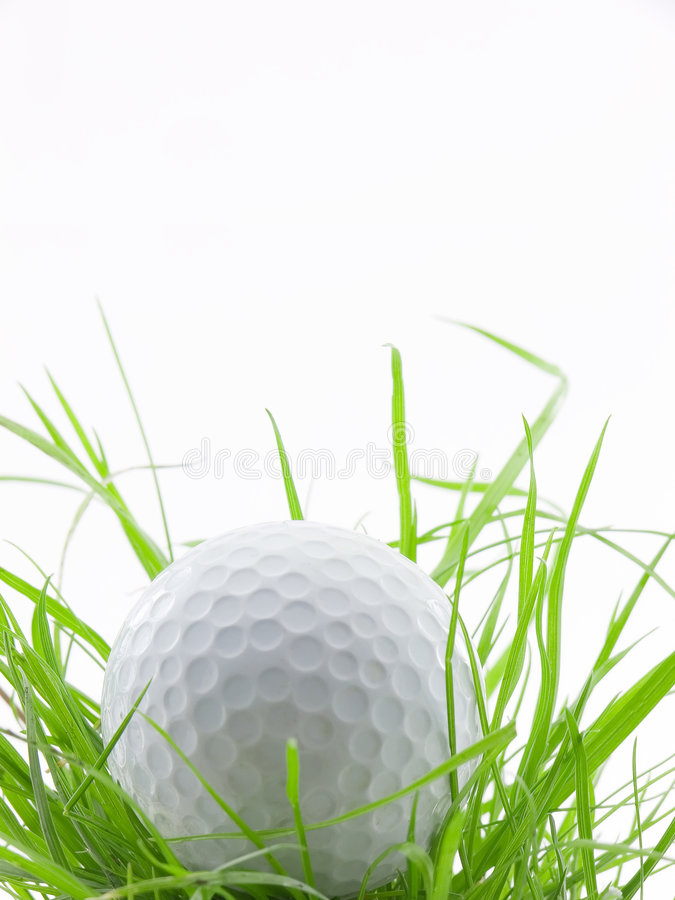 Download In the ruff stock image. Image of golfball, ruff, grass - 2520777