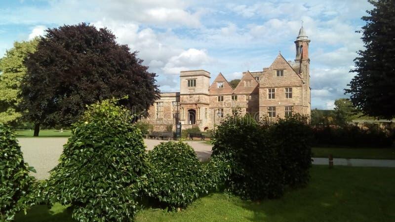 Rufford Abbey Ruins Nottinghamshire lizenzfreies stockfoto