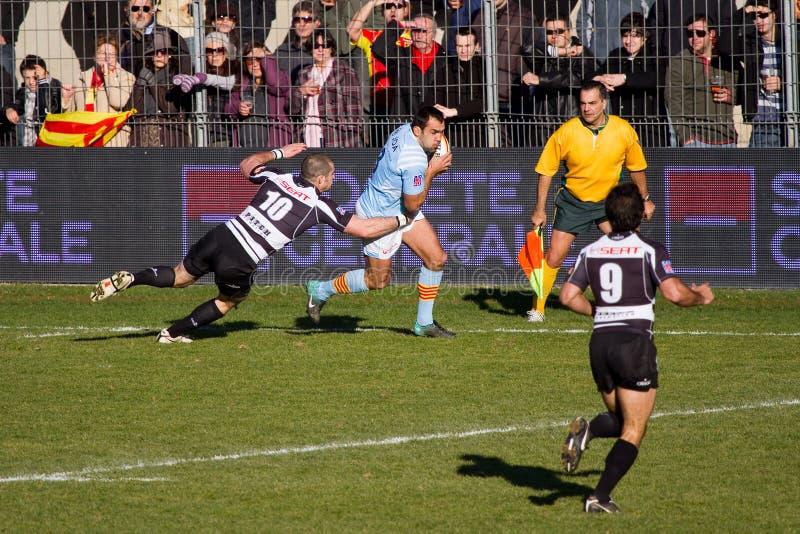 Rugby stockbild