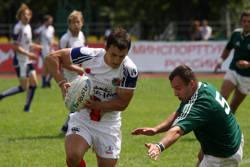 Rugby immagine stock libera da diritti
