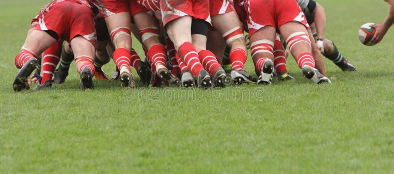 Rugby fotografia de stock