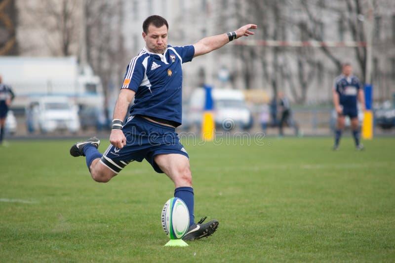 Rugby imágenes de archivo libres de regalías