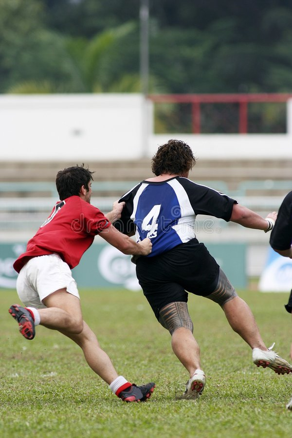 Rugby stock photography