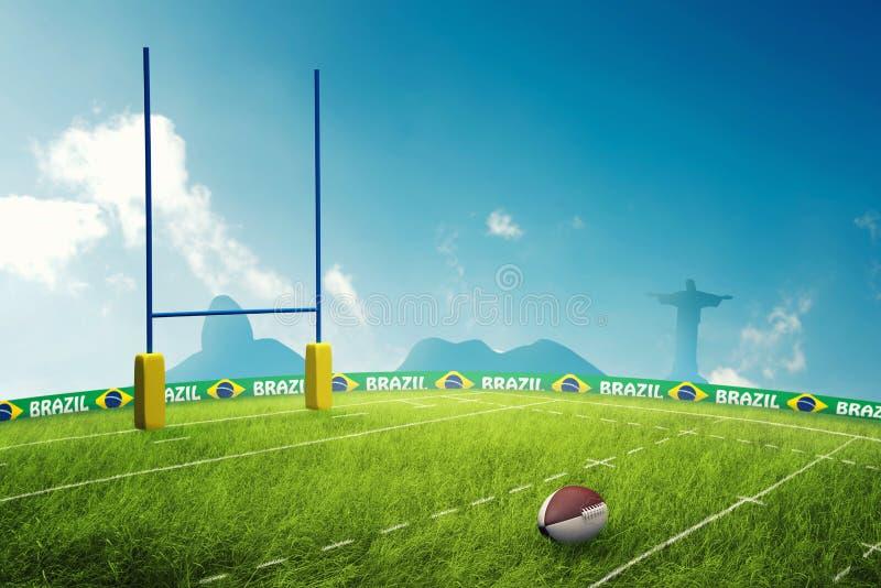 rugby arkivfoton