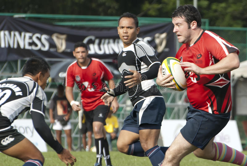 Download Rugby Action Editorial Stock Image - Image: 22240099