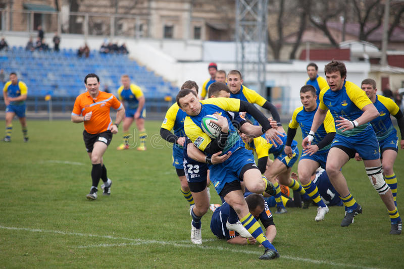 Download Rugby editorial image. Image of european, green, teamwork - 30403695