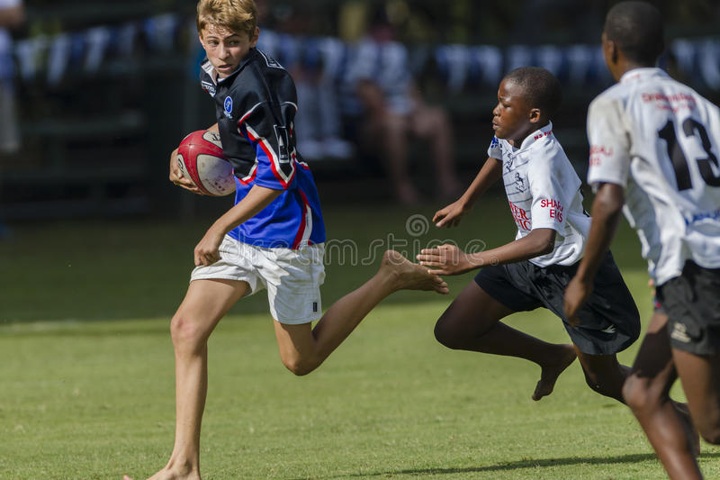 Rugby Junior Schools image libre de droits