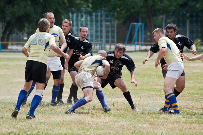 Download Rugby League match editorial stock photo. Image of half - 20085053