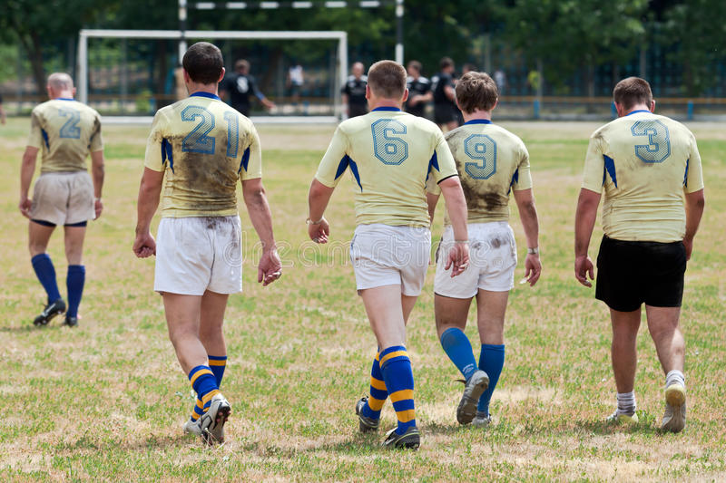 Download Rugby League match editorial stock photo. Image of footbal - 20085118