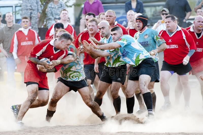 Rugby Players Free Public Domain Cc0 Image