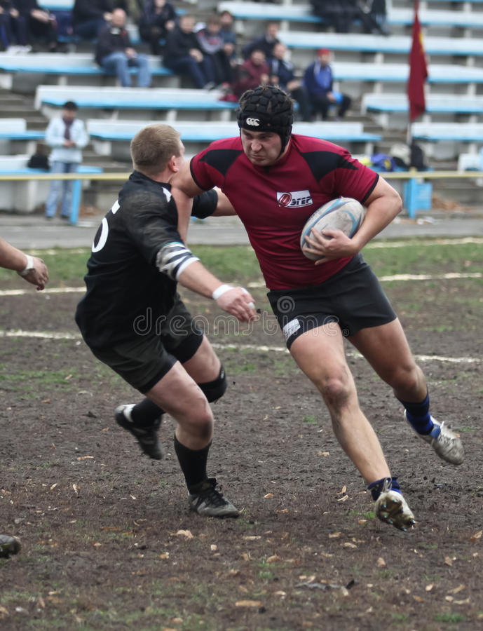 Download Rugby players in action editorial photo. Image of saint - 17263216