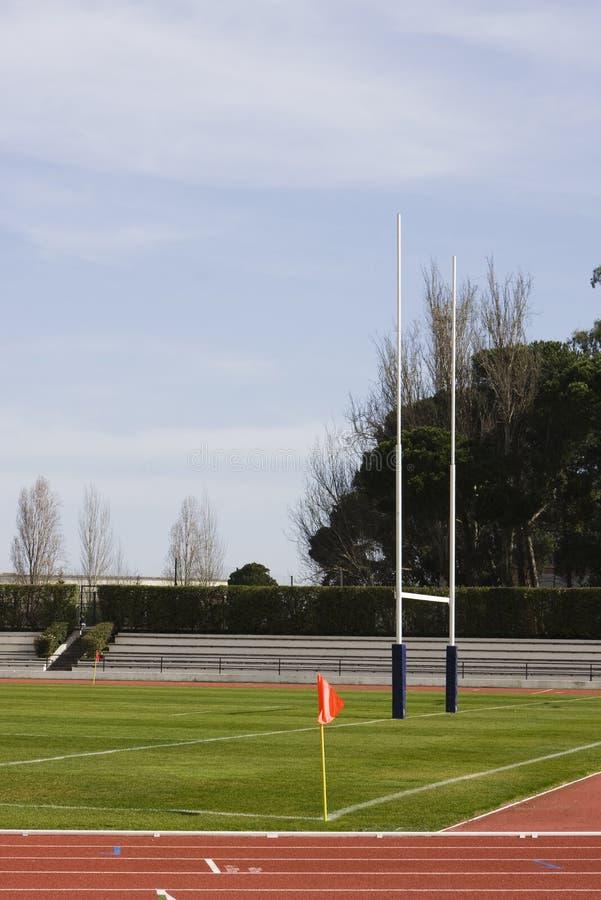 Rugby-Stadion lizenzfreie stockfotografie