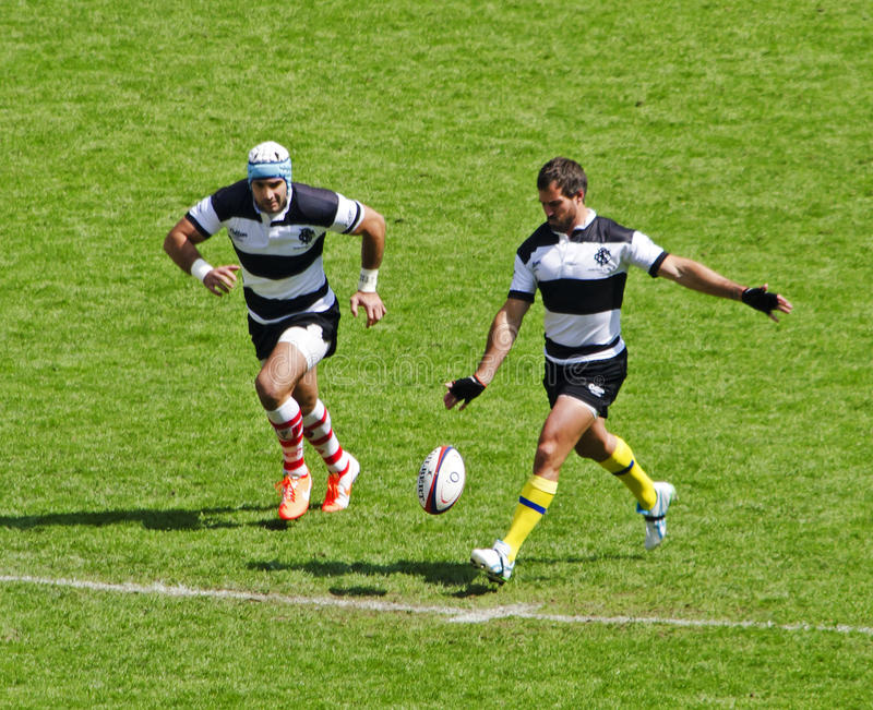Rugby Union at Twickenham royalty free stock photography