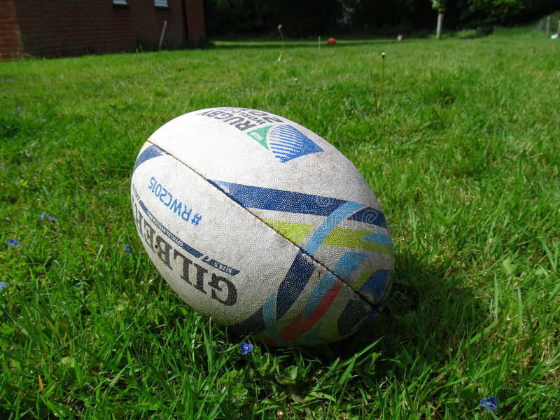 Rugby World Cup 2015 stock photography