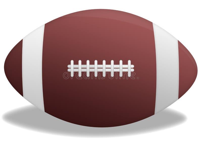 Rugbykugel vektor abbildung