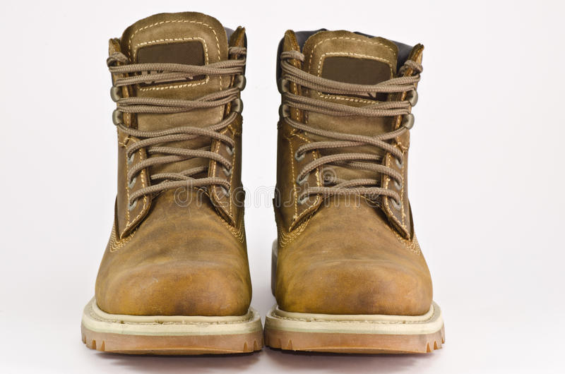 Rugged boot stock images
