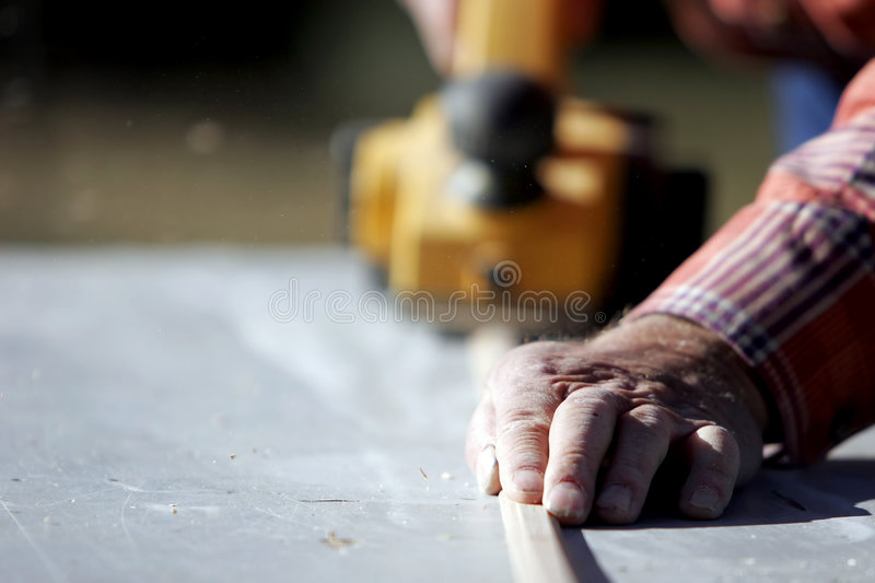 Rugged Hand & Power Tool #2 royalty free stock photography