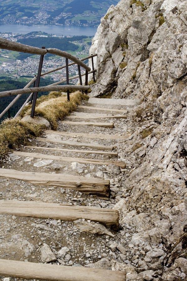 Free Rugged Mountain Trail Stock Photo - 8432590