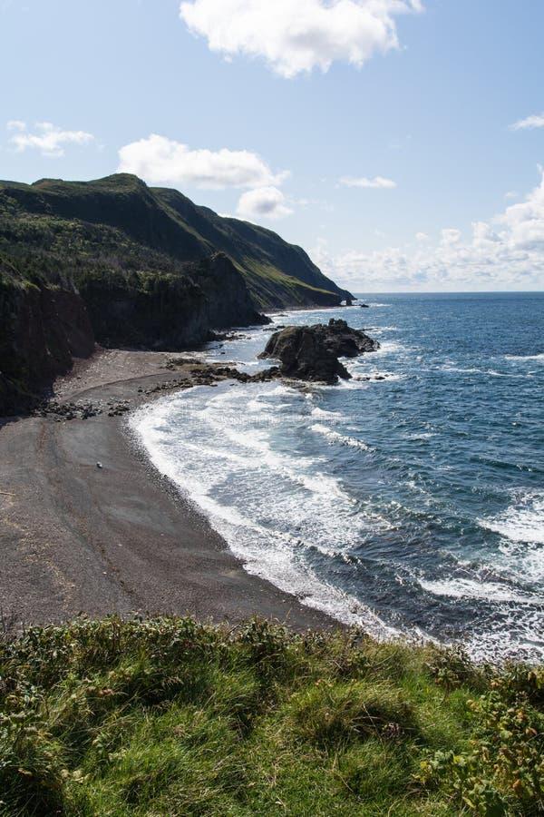 Free Rugged Newfoundland Coastline - Gros Morne National Park Stock Image - 54571931