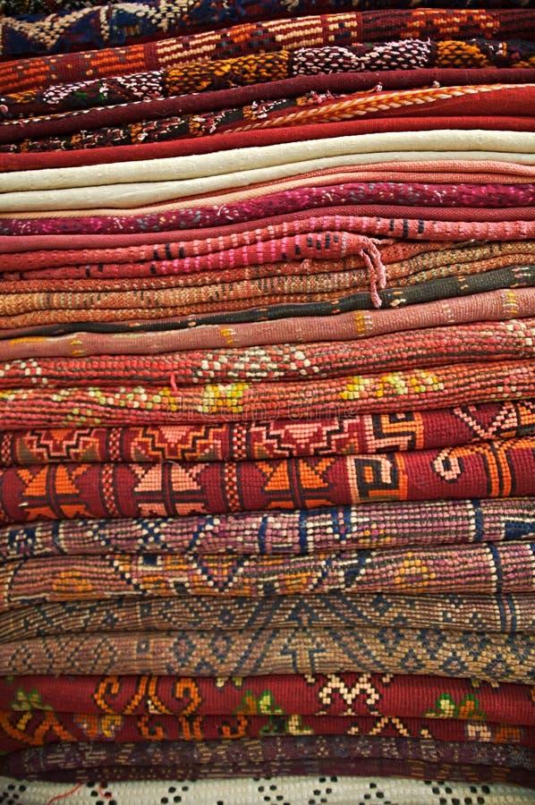 Rugs, Marrakesh II stock photo