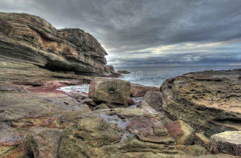 Download Ruhiger Strand stockbild. Bild von relax, szene, sauber - 20038153