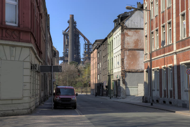 Ruhr Valley royalty free stock photo