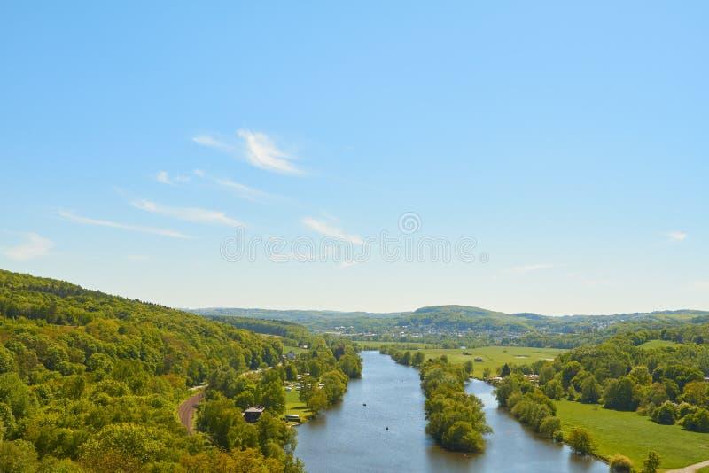 Ruhrgebiet stockbild