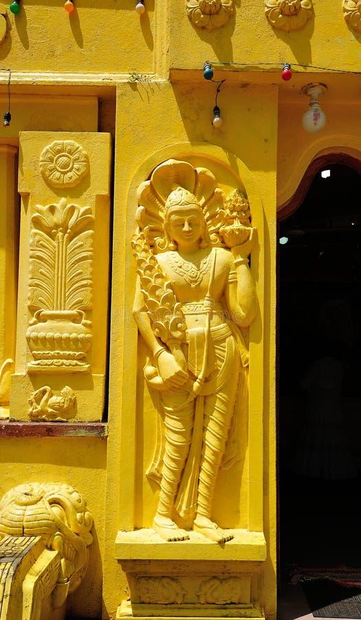 Ruhunu Maha Kataragama Devalaya, Sri Lanka imagen de archivo