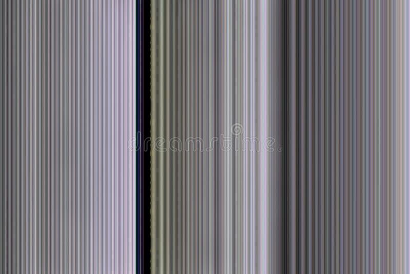 Ruido pintado de la TV foto de archivo