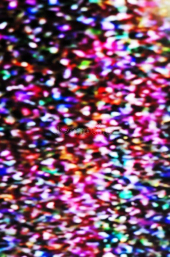 Ruido TV imagenes de archivo