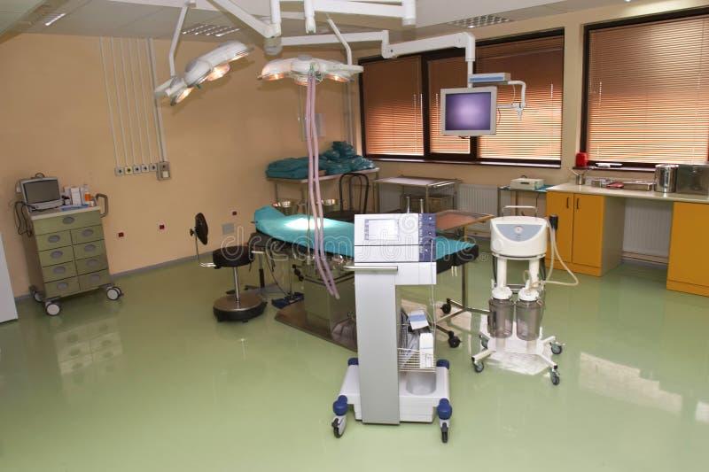 Ruimte 3 van het ziekenhuis royalty-vrije stock foto's