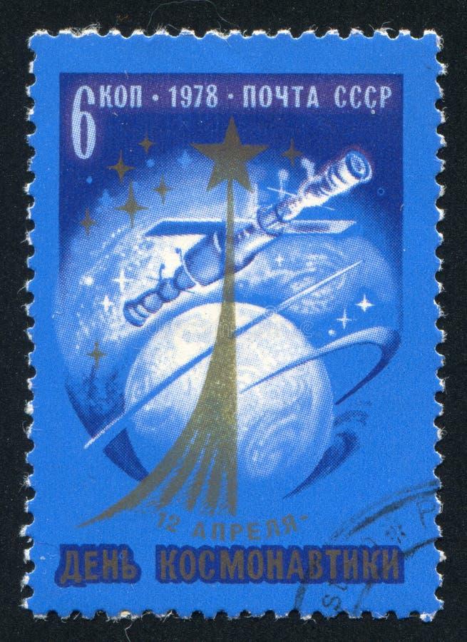 ruimteschip royalty-vrije stock foto's