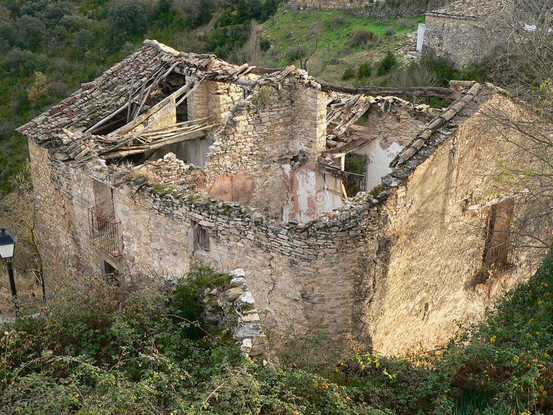Download Ruin stock image. Image of ruin, topped, spain, falling - 16625323