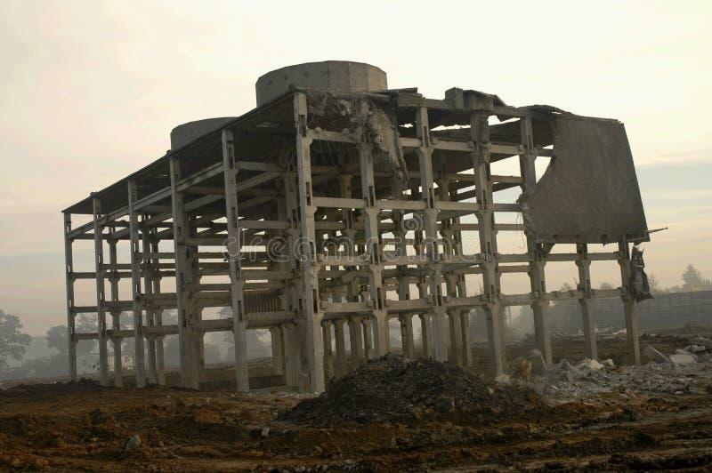 Ruin stock image
