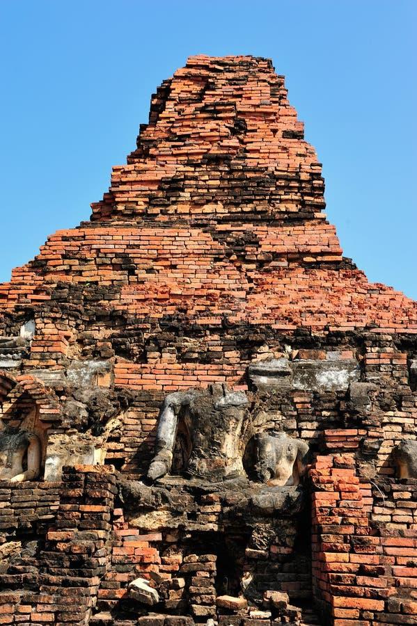 Download Ruin Buddha Statue In Sukhothai Stock Photo - Image: 17043142