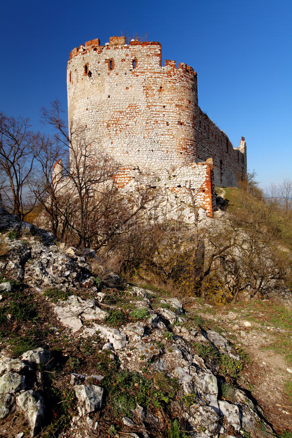 Download Ruin Of Castle - Devicky Palava Stock Images - Image: 23509754