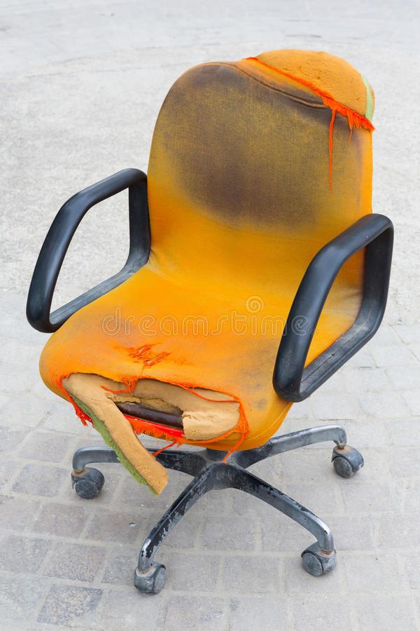 Download Ruin chair stock image. Image of chair, dirty, grunge - 32466925
