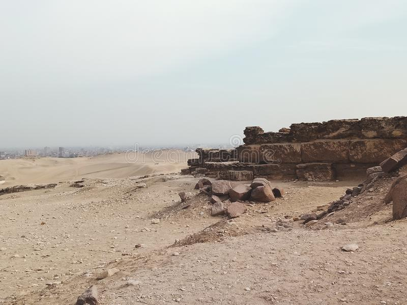 Desert Ruin Stock Photo Image Of Building Ruin Gata
