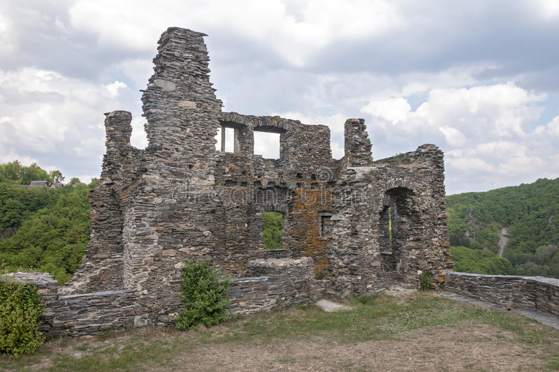 Download Ruin, Germany stock image. Image of ancient, landscape - 28732723