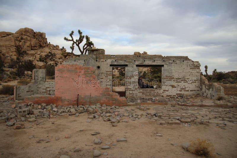 ruina obrazy stock